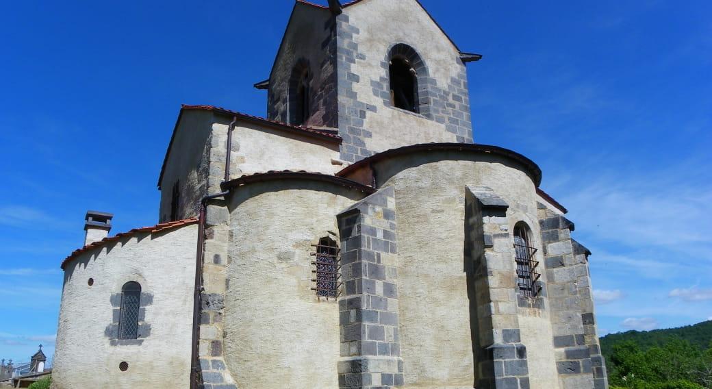 Église Romane Saint-Bonnet