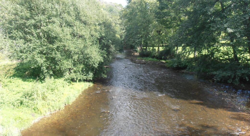 Rivière à Miremont
