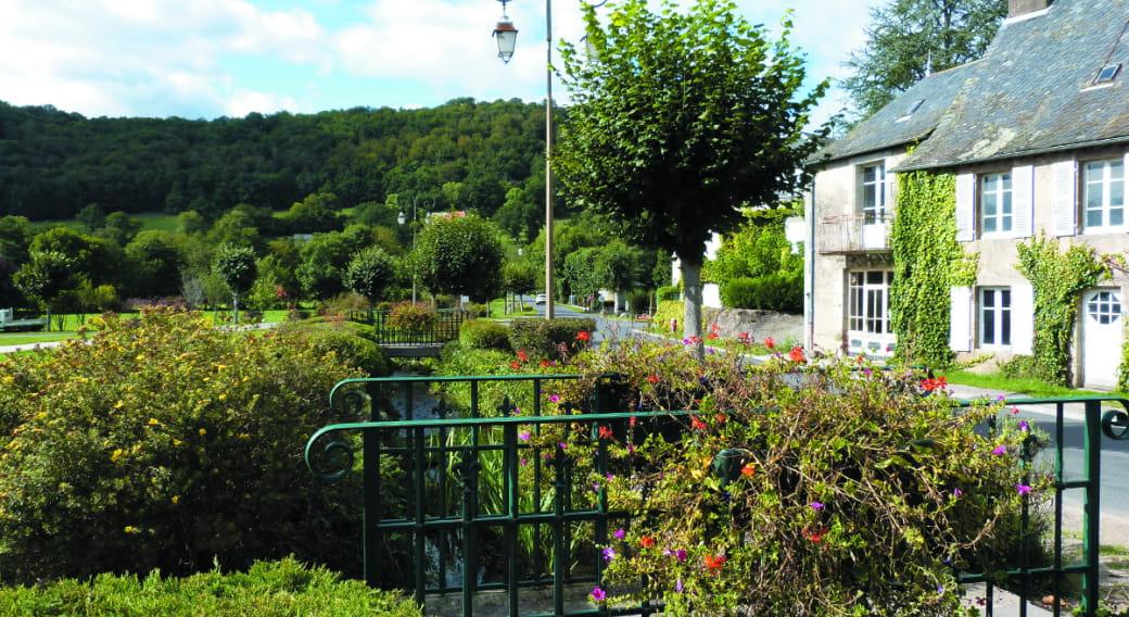 Lieu-dit d'Ydes-Bourg