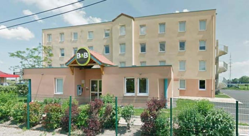 B & b hôtel Clermont Gerzat 1
