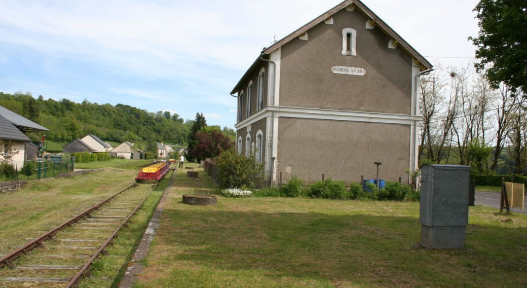 Aire camping-cars de Drugeac
