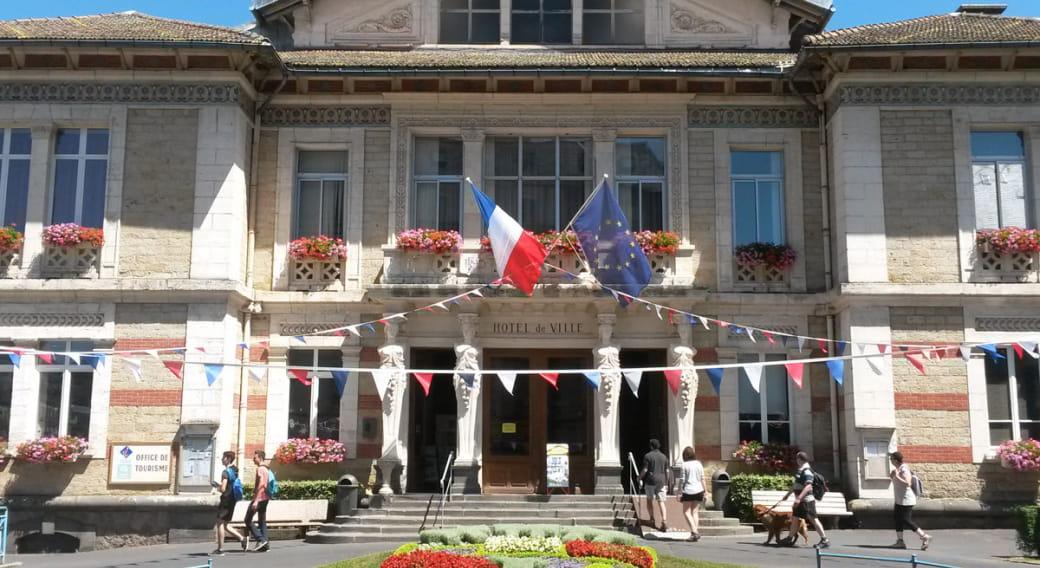 Bureau de tourisme de La Bourboule