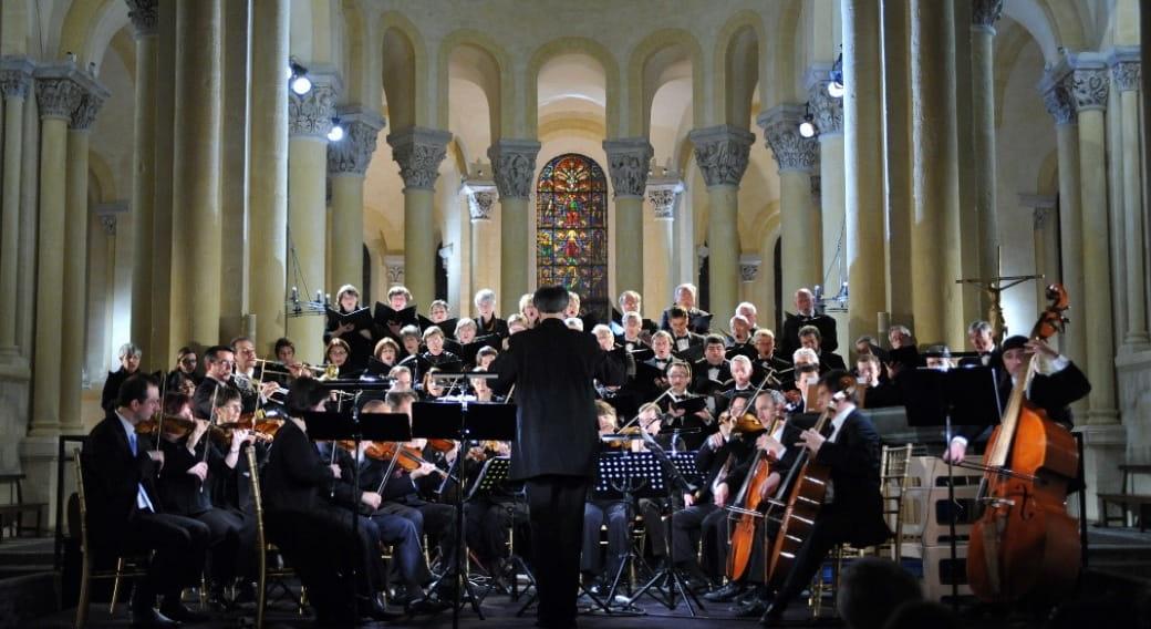 Chœur Régional d'Auvergne : Passion selon Saint-Jean