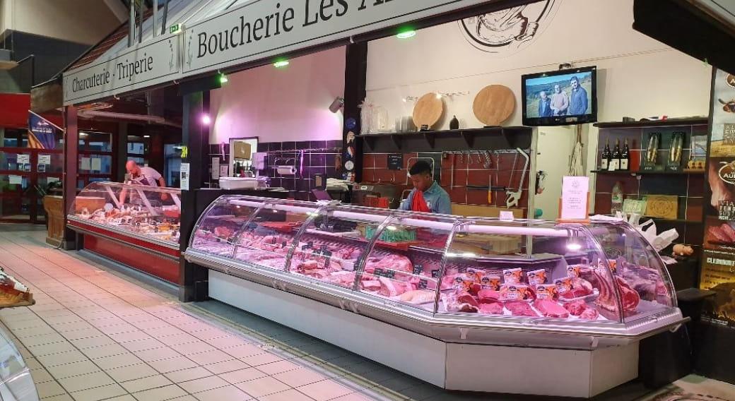 Boucherie Les Arvernes