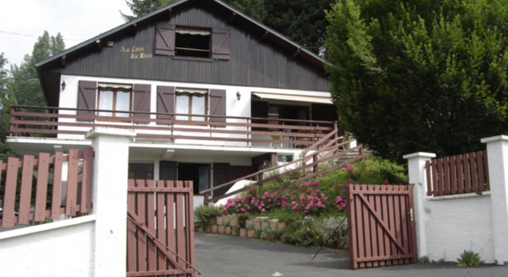 Villa Au Coin du Bois