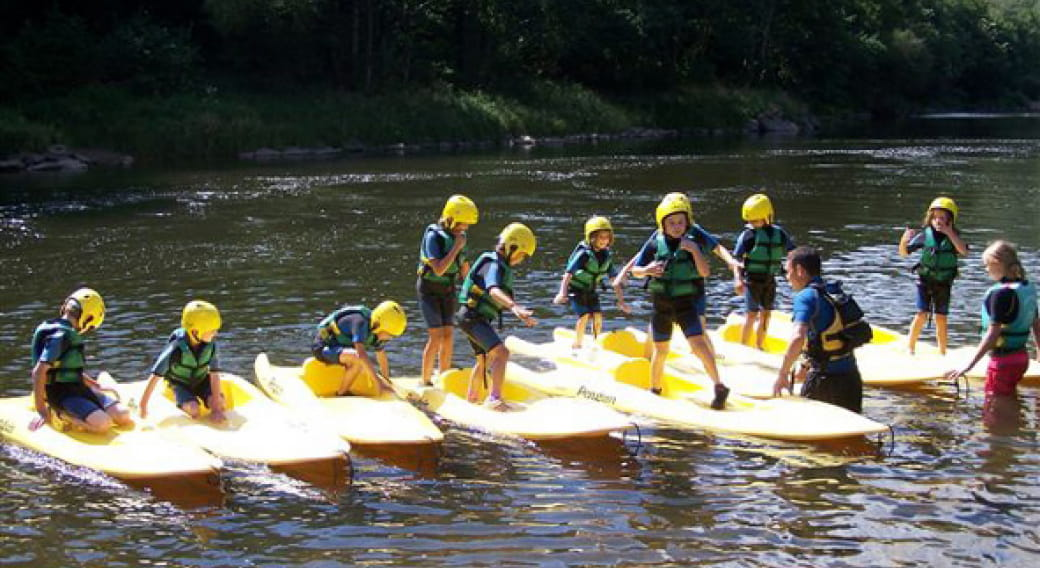 Découverte du kayak Spécial Petits - Asvolt