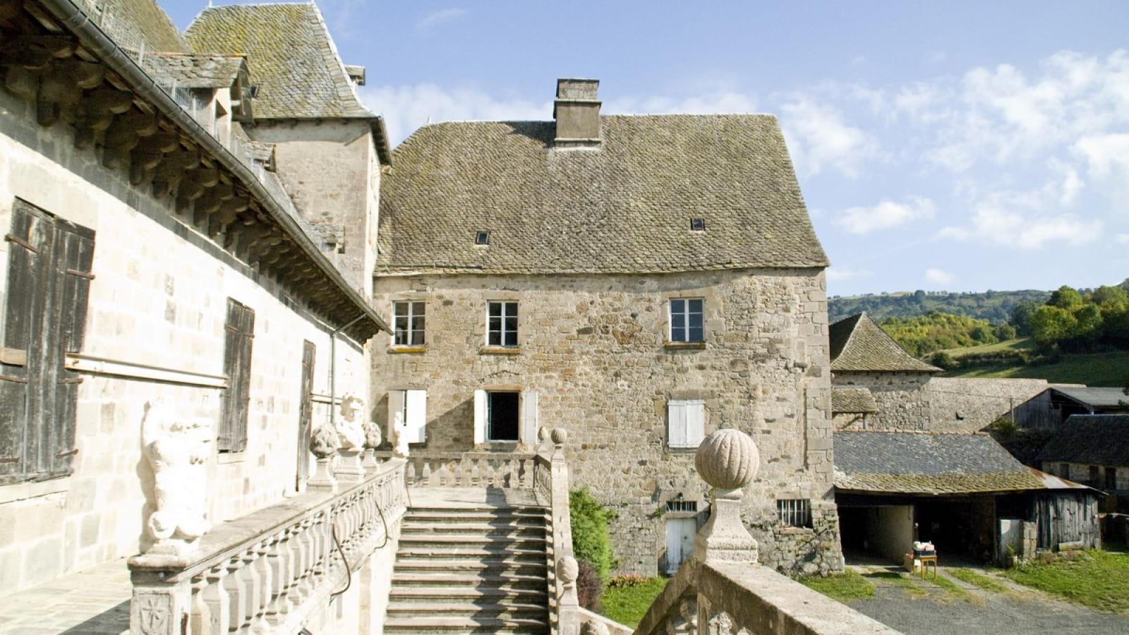 Le Château de Cropières