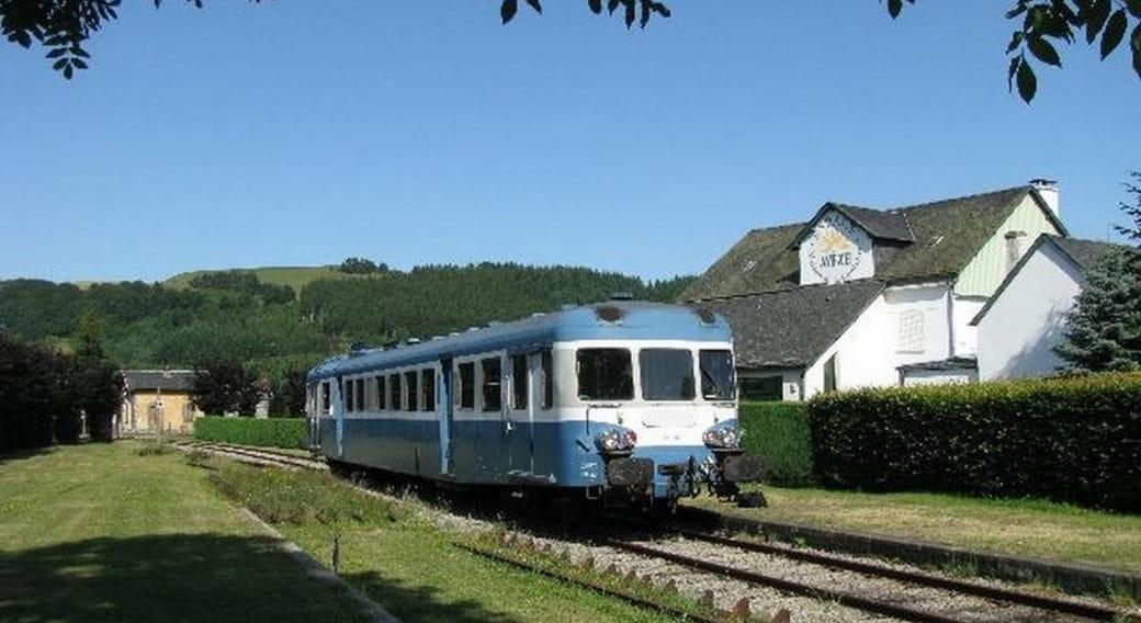 Balade en Train Touristique - Gentiane Express
