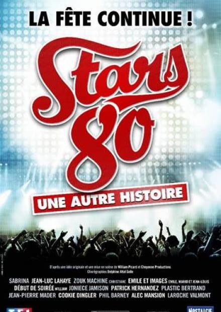 Concert 'Stars 80 , une autre histoire'