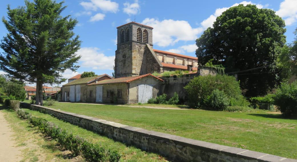 Visite commentée : Saint-Pierre de Mozac