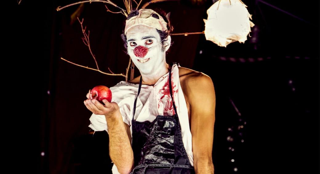 La petite histoire qui ve te faire flipper ta race, tellement elle fait peur Typhus Bronx Clown qui pique
