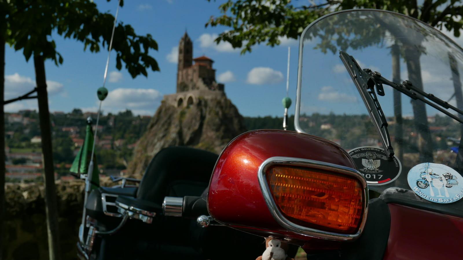 Circuit moto 'En route pour la Margeride et le Haut-Allier'