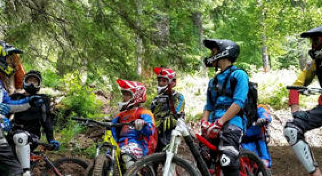 VTT de descente - Vélo académie