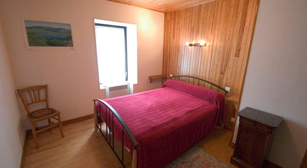 Maison Perret Perpezat chambre 1