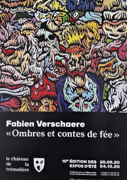 'Les Expos d'été du château de la Trémolière', 10ème édition