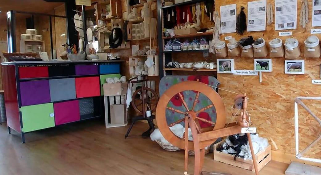l'atelier laine