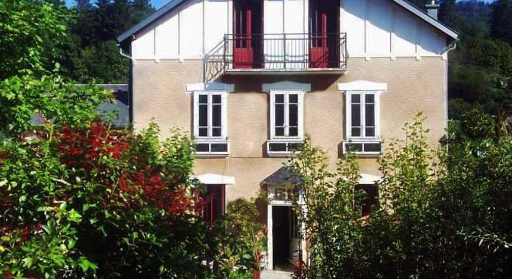 Villa Dussoleil - les nuits d'Hélène