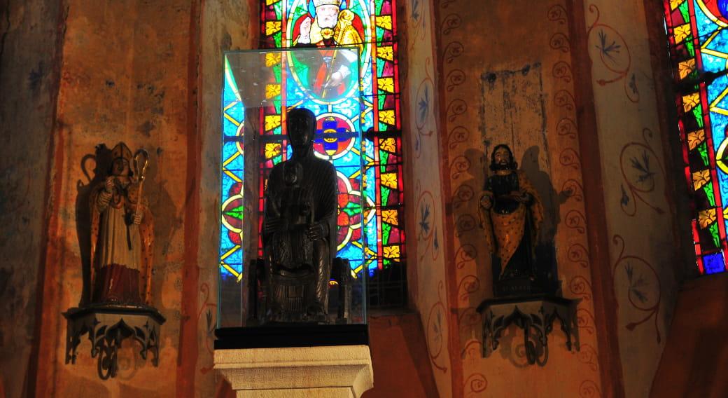Église Saint-Gervais-Saint-Protais de Saint-Gervazy