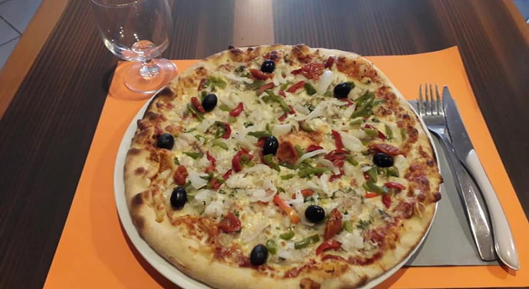 Pause Pizza - Bar du Square