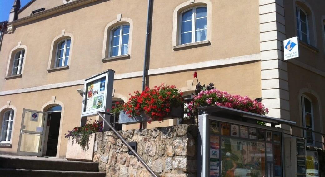 Office de Tourisme des Marches du Velay-Rochebaron bureau d'Accueil de Bas-en-Basset