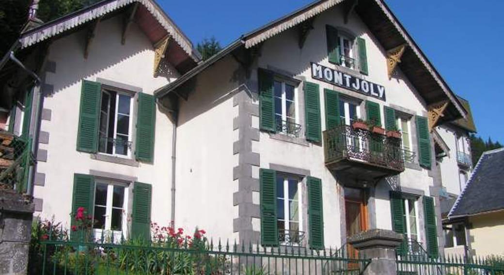 Villa Montjoly - La Dore