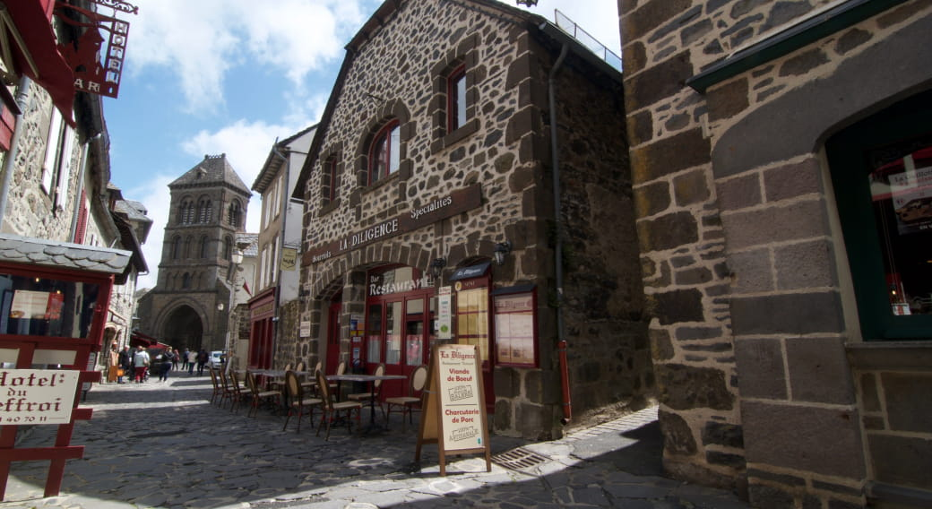 Façade - Rue du Beffroi