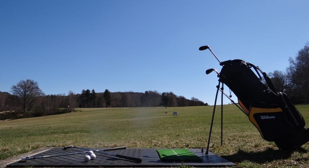 Golf practice de la Valette