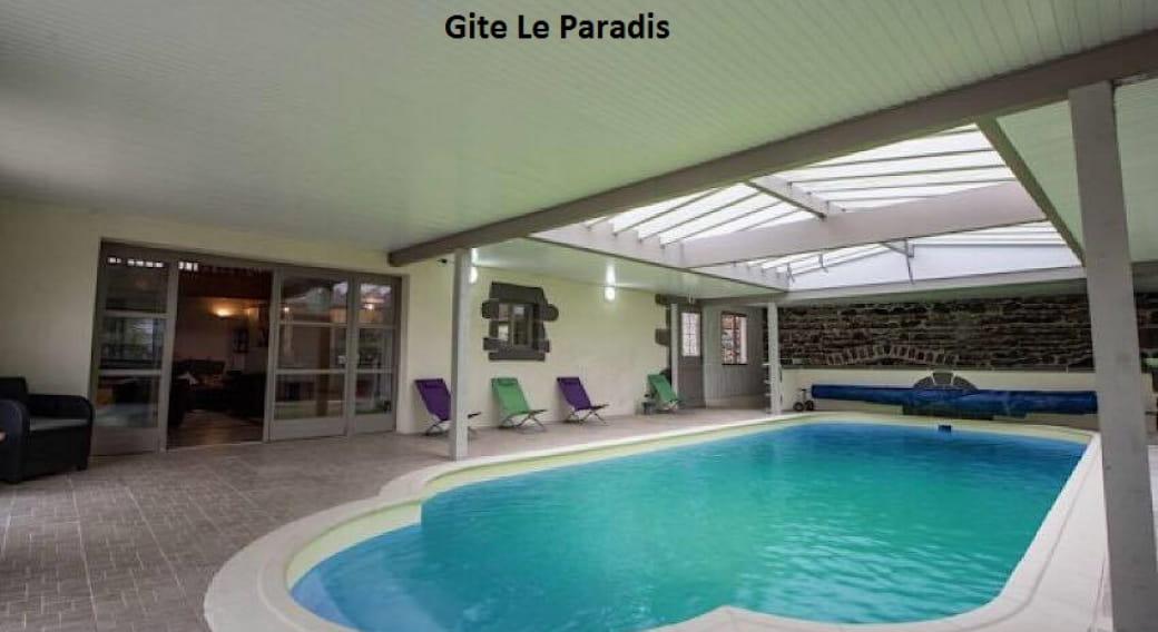 Gîte Le Paradis