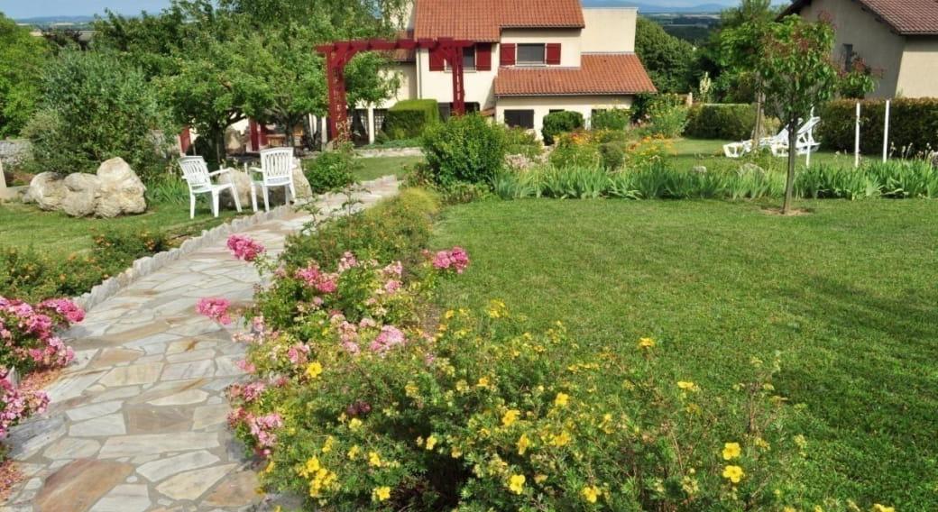 chambres d'hôtes La Coraline à Gannat dans l'Allier en Auvergne