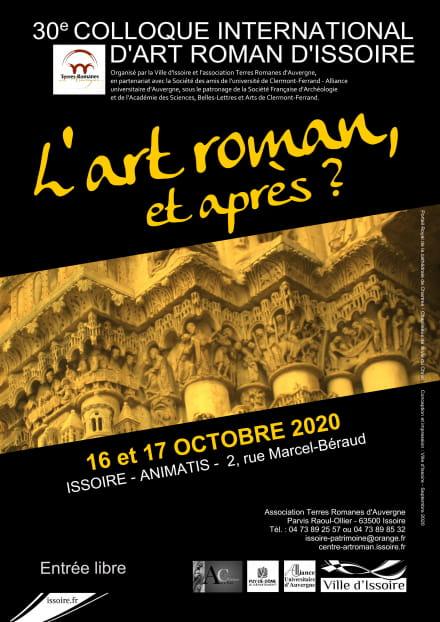 Excursion : 30ème Colloque International d'art roman de la Ville d'Issoire