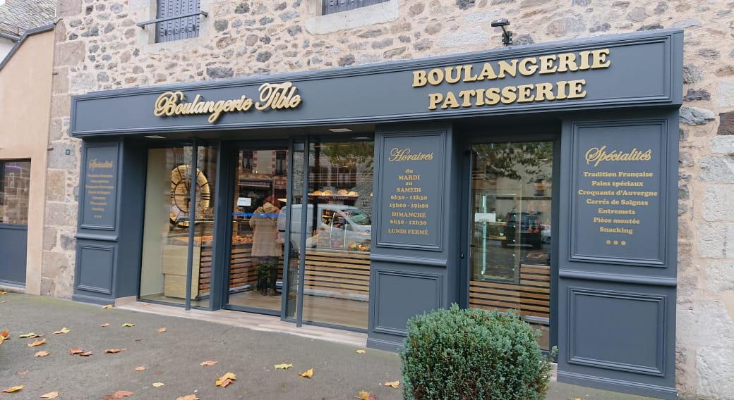 Boulangerie - Pâtisserie Maison Tible