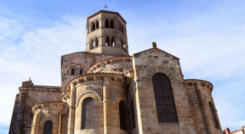 Visite guidée de l'abbatiale - Jean-Luc Estivaux - Guide conférencier