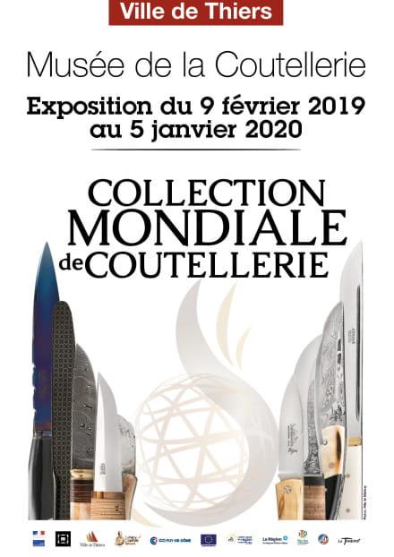 Exposition 'Collection Mondiale de Coutellerie'