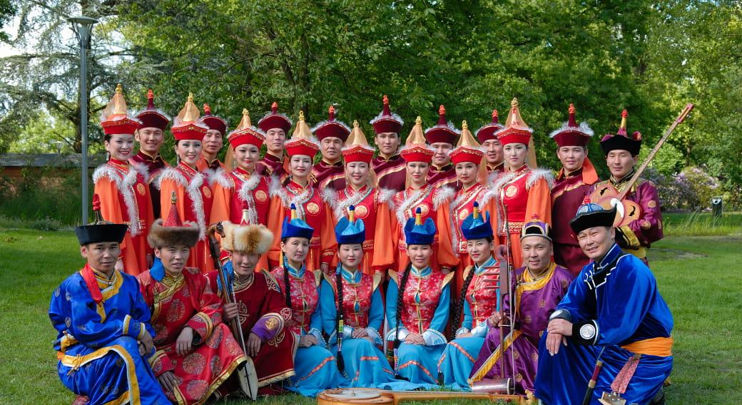 Groupe de Mongolie
