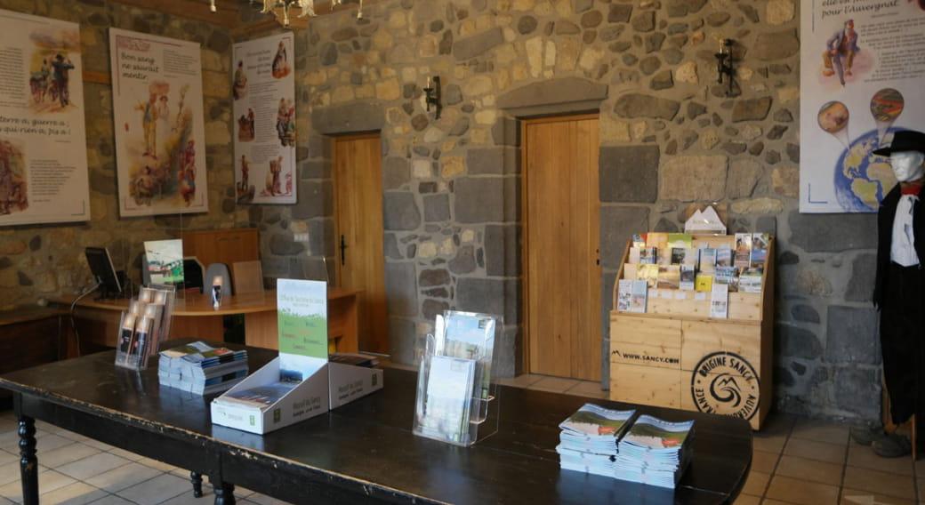 Office de tourisme de Murat-Le-Quaire