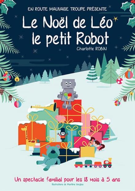 Défonce de rire : Le Noël de Léo le petit robot