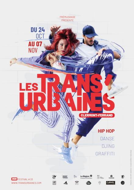 Affiche Trans'Urbaines