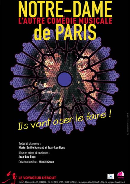 Défonce de rire : Notre-Dame de Paris, l'autre comédie musicale