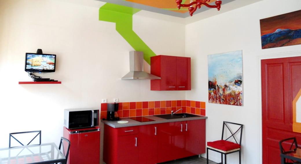 Villa Monténégro - Appartement Antigua