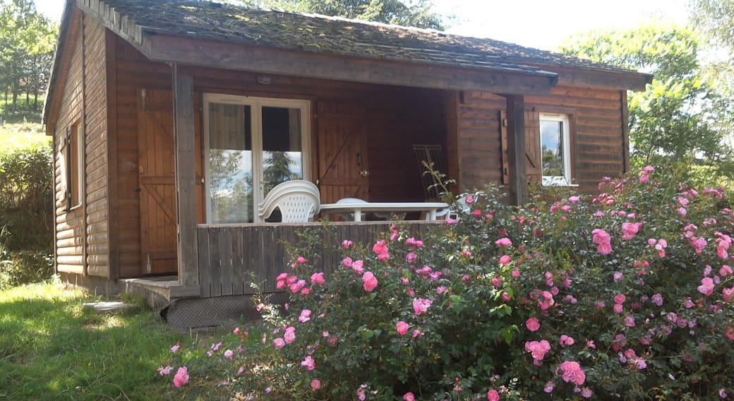 Les Chelles : chalet luxe 2 chambres