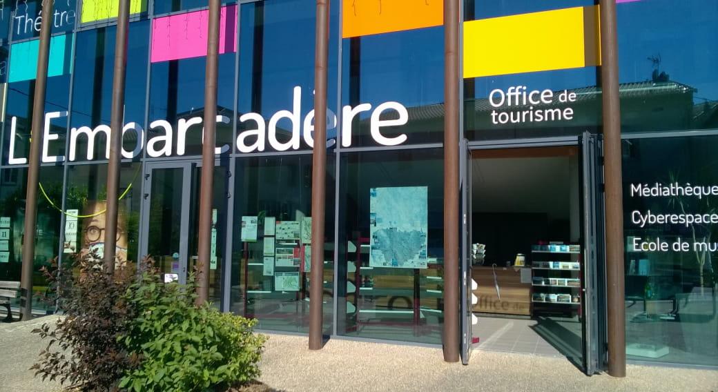 Bureau d'Information Touristique de l'Emblavez - Vorey sur Arzon - Office de Tourisme de l'Agglomération du Puy en Velay