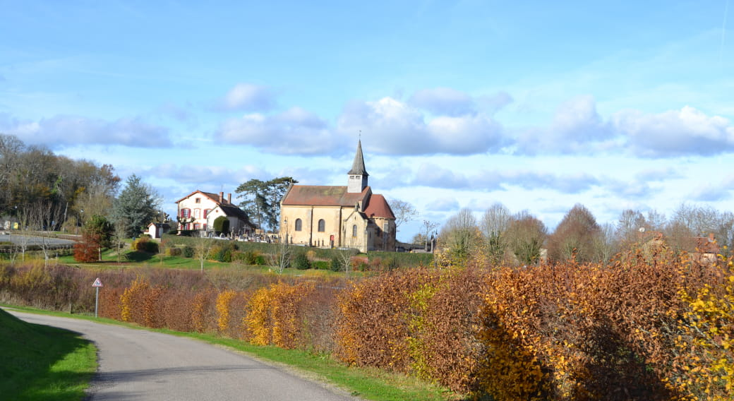 Eglise - Aubigny