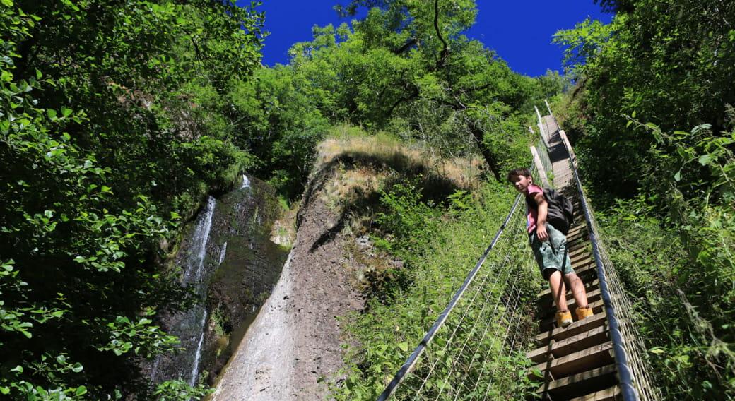 Cascade de La Borie