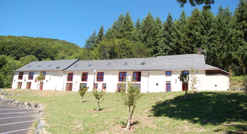 Gîte de groupe du Haut Cantal
