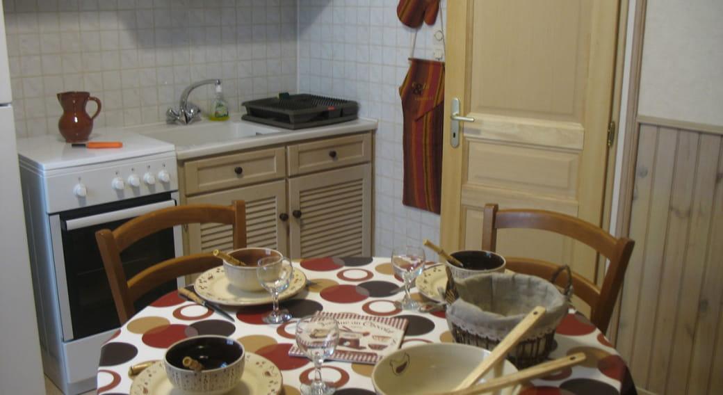 Villa Manon des Sources - Appartement Cacao