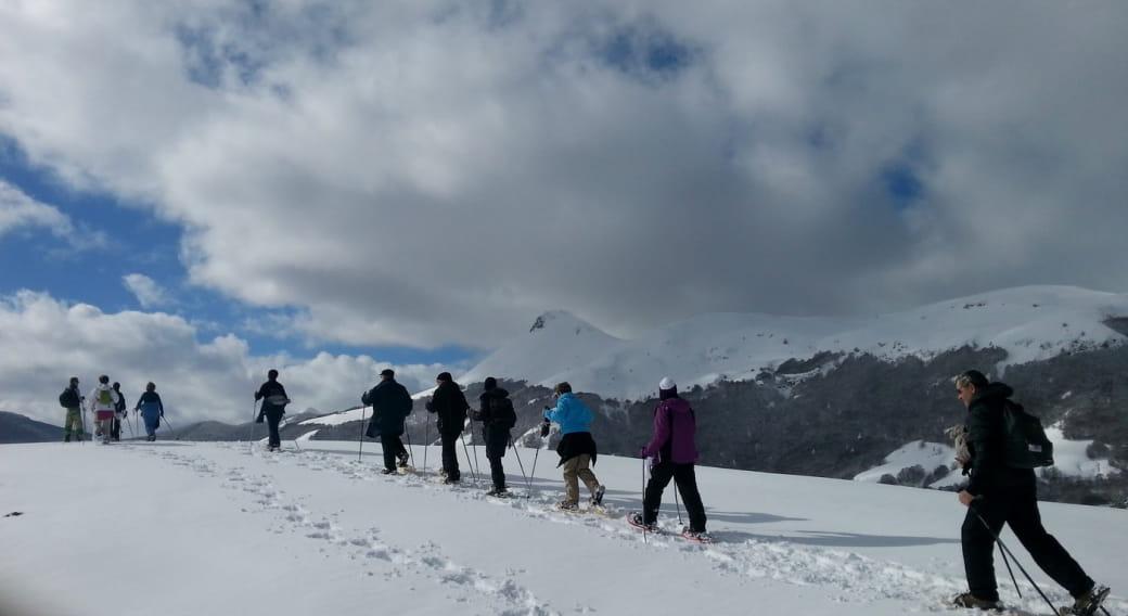 Excursion  à la  journée sur le Massif Cantalien avec le Bureau des Guides Auvergne