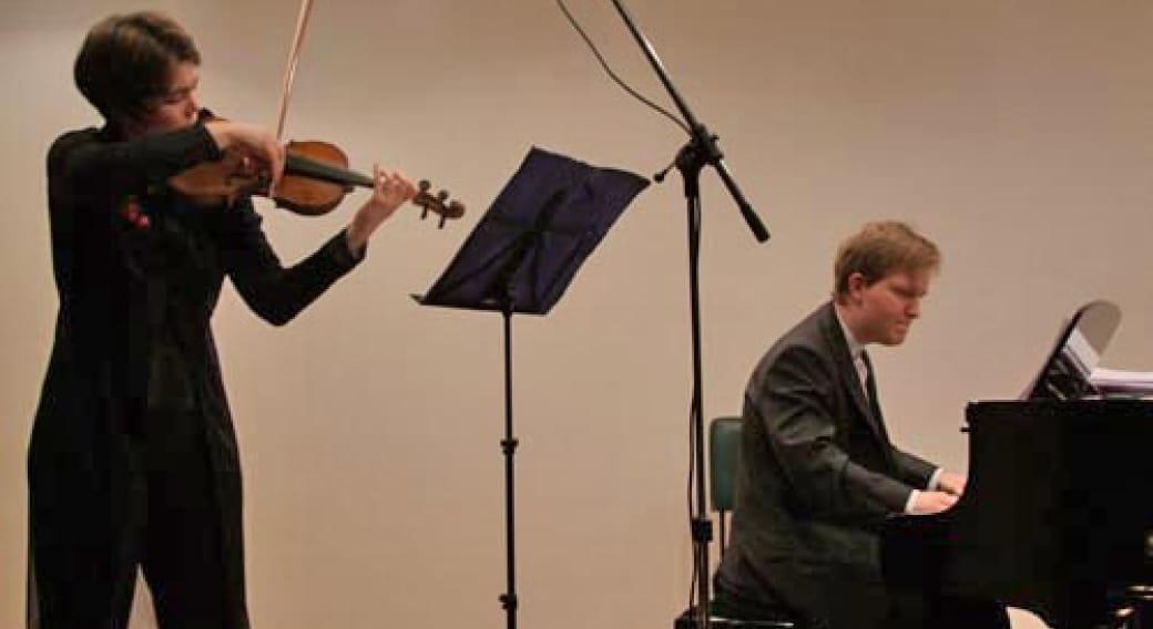 Festival Impromptu : récital de piano et violon