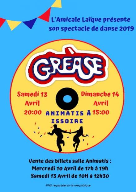 Gala de danse Amicale Laïque d'Issoire