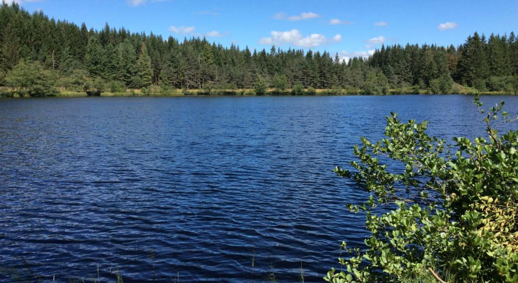 Lac de Laspialade