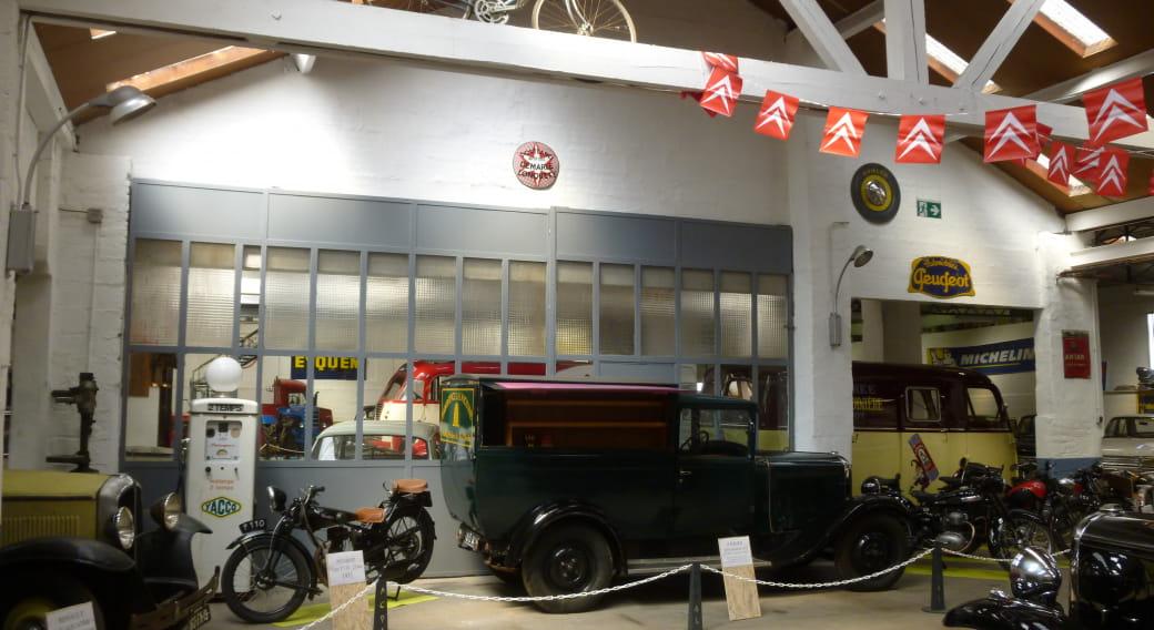 Musée de la Locomotion 'La Virée d'Antan'